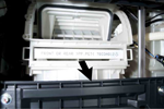 i-MiEV エアコンフィルター